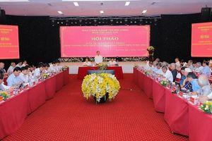 Bộ Chính trị chỉ đạo xây dựng Nghị quyết phát triển Thanh Hóa đến 2030, tầm nhìn 2045