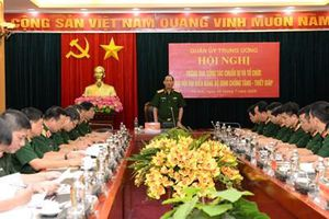 Quân ủy Trung ương thông qua công tác chuẩn bị và tổ chức Đại hội đại biểu Đảng bộ Binh chủng Tăng thiết giáp