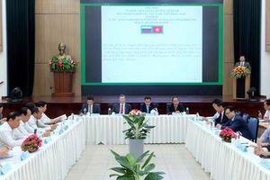Hội thảo quốc tế và triển lãm ảnh '70 năm - một chặng đường quan hệ hữu nghị và hợp tác Việt Nam - Liên bang Nga'