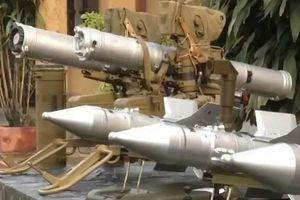 Cận cảnh tổ hợp tên lửa chống tăng B87 Việt Nam từng công bố