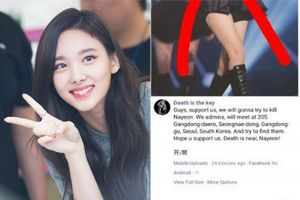 Sau vụ fanboy đeo bám, nữ idol Hàn Quốc lại bị... dọa giết