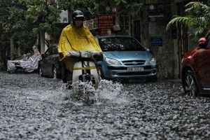 Dự báo thời tiết đêm nay và ngày mai (4-5/7): Bắc Trung Bộ, Thanh Hóa và Nghệ An có mưa vừa, mưa to đến rất to