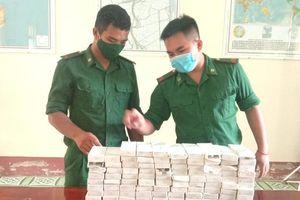 Thu giữ lô hàng dụng cụ y tế trị giá khoảng 108 triệu đồng