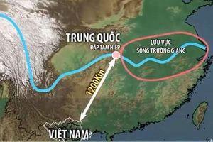 Mưa lũ Trung Quốc ảnh hưởng thế nào đến Việt Nam