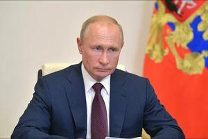 Hiến pháp Nga sửa đổi chính thức có hiệu lực từ 4/7/2020