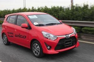 Bảng giá xe ô tô Toyota tháng 7/2020: Toyota Wigo rẻ nhất chỉ 345 triệu đồng