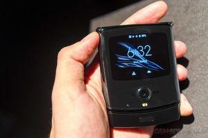 Motorola Razr thế hệ tiếp theo sẽ hỗ trợ 5G cùng camera 'xịn sò' hơn