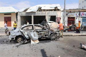 Somalia: Đánh bom xe liều chết tại bốt cảnh sát ở cảng Mogadishu