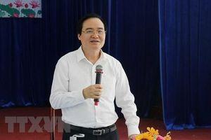 Bộ trưởng Giáo dục: 'Nghiêm túc trong mọi khâu của kỳ thi tốt nghiệp'