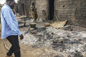 Một số ngôi làng tại Mali bất ngờ bị tấn công, ít nhất 40 người thiệt mạng