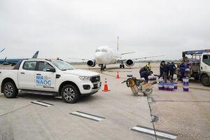 Bị phạt 25 triệu đồng vì bỏ vị trí làm việc trên sân bay Nội Bài