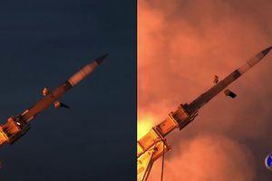 PAC-3MSE đánh chặn tên lửa tương tự Iskander-M
