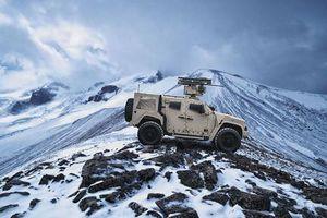 Quân đội Mỹ đặt hàng 248 xe chiến thuật hạng nhẹ (JLTV) từ Oshkosh
