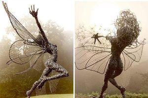 Những bức tượng kỳ dị, càng nhìn càng xuýt xoa và sợ hãi