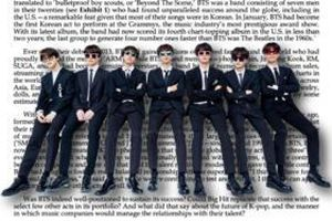 Sau thành công vang dội, nhóm nhạc BTS sẽ xuất hiện trong chương trình giảng dạy của ĐH Harvard