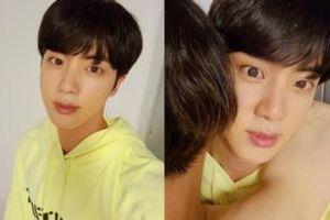 Chỉ 1 tấm hình đã khiến ARMY xôn xao tranh cãi nên chọn ai giữa Jin và Jungkook: Chuyện gì thế này?