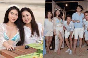 Ngọc Thanh Tâm tổ chức sinh nhật 'sang chảnh' tại resort 5 sao cùng hội bạn thân Đàm Vĩnh Hưng, Vũ Hà