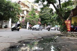 Hà Nội: Nhiều tuyến đường giao thông hư hỏng, xuống cấp