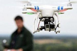 Bộ Quốc phòng đề xuất kiểm soát chặt việc sử dụng flycam