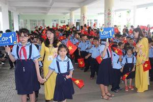 Học sinh ở TP Hồ Chí Minh tăng nhiều nên phải tuyển hàng ngàn giáo viên