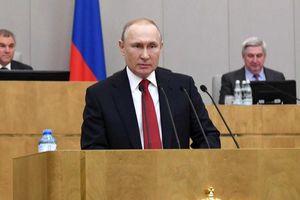Tổng thống Nga Putin: Sửa đổi Hiến pháp là nhằm đoàn kết đất nước