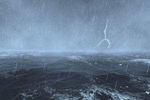 Cảnh báo mưa dông gây lốc xoáy trên các vùng biển phía Nam