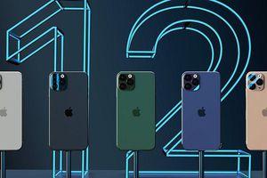 Cuối năm 2020, iPhone 12 mới tới tay người dùng