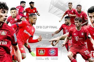 Đội hình dự kiến Leverkusen - Bayern Munich: Chung kết Cúp Quốc gia Đức