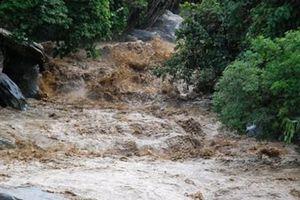 Cảnh báo mưa lớn, lũ quét, sạt lở đất ở nhiều nơi