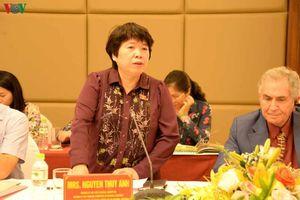 Tăng cường hợp tác giữa Sơn La và Liên minh Nghị viện Pháp ngữ