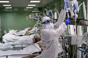 Số người chết do COVID-19 ở Nga vượt 10.000