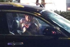 Hà Nội: Người đàn ông trung niên gục chết trên vô lăng ô tô ở đường Trần Duy Hưng