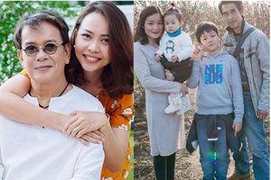 Những cặp vợ chồng chênh lệch hàng chục tuổi của showbiz Việt nhưng vẫn hạnh phúc bền lâu