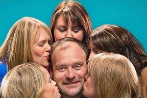 Người đàn ông có nhiều vợ con nhất nước Mỹ giờ ra sao?