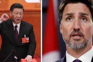 Quan hệ Trung Quốc- Canada lâm vào ngõ cụt