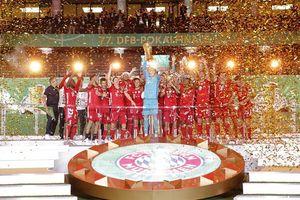 Bayern Munich hoàn tất cú đúp vô địch giải quốc nội