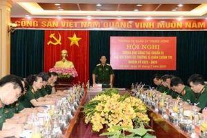 Thường vụ Quân ủy Trung ương thông qua công tác chuẩn bị Đại hội Đảng bộ Trường Sĩ quan Chính trị