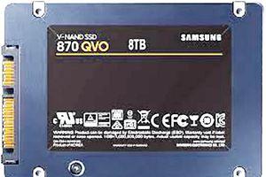 Ổ cứng có dung lượng 8 terabytes