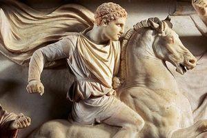 Giật mình cuộc thi uống rượu chết chóc do Alexander đại đế tổ chức