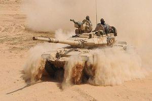 Khủng bố IS giao đấu ác liệt với Quân đội Syria tại Homs