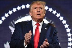 Tổng thống Trump tuyên bố Mỹ sắp chiến thắng COVID-19