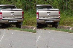 Xe của Trưởng phòng TN&MT gây tai nạn khiến một người tử vong