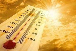 Tuần tới: Nắng nóng gay gắt quay trở lại Bắc Bộ và Trung Bộ