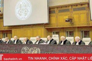 Iran kiện Mỹ lên Tòa án Công lý Quốc tế