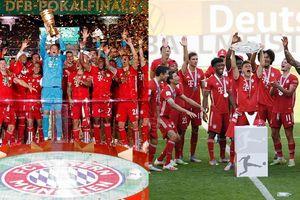10 cột mốc đáng nhớ của FC Bayern Munich tại chiến thắng DFB Cup
