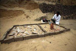 Công bố phát hiện quan trọng về những ngôi mộ cổ đại Ai Cập