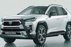 Toyota Corolla Cross siêu hầm hố, giá mềm sắp về VN, đấu Honda CR-V, Hyundai Tucson, Mazda CX-5