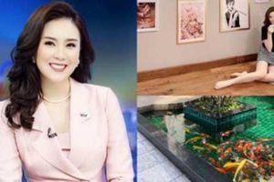 Hé lộ 'căn nhà triệu đô' của MC Mai Ngọc và chồng đại gia
