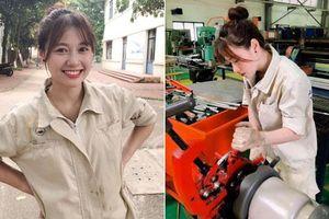Những nữ sinh được mệnh danh 'hot girl kỹ thuật'