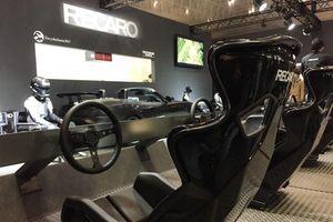 Doanh nghiệp Việt Nam sản xuất và xuất khẩu khung ghế xe đua